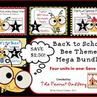 Back to School Bee Theme Mega Bundle