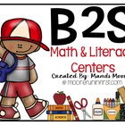 Back to School Centers {5 Math & 5 Literacy}