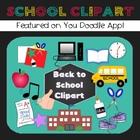 Free Back to School Clipart for Commercial Use