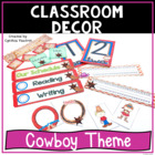 Back to School - Cowboy Theme