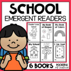 Back to School Emergent Reader Bundle