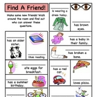 Back-to-School Find-A-Friend Game