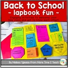 Back to School {Flap Books Fun}