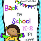Back to School Free ebook from TPT Authors