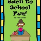 Back to School Fun Freebie!