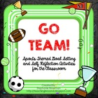 Back to School Goal Setting and Self-Reflection Sports The