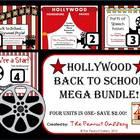 Back to School Hollywood Mega Bundle (Four Items in One!)