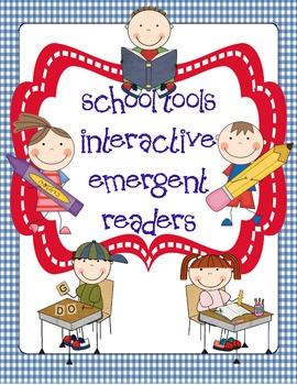 Back to School: Interactive Emergent Readers