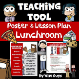 Beginning of the Year Back to School Procedures for the Lunchroom