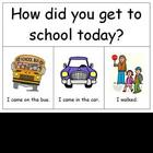 Back to School - Question of the Day Graphing