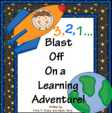 Back to School (Space Theme) Blasting Off Into a New Learn