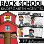 Back to School Start Up Kit {Ultimate Bundle}