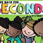 Back to School for Second Graders {We're Back for Seconds}