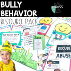 Back to School Bully Book Pack