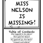 "Back to School with ""Miss Nelson is Missing!"""