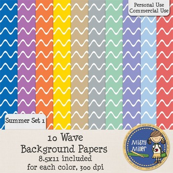 Background Papers - Wave {FREE}