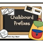 Backpack Games: Chalkboard Prefixes (A Prefix Matching Game)