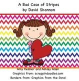 Bad Case of Stripes Common Core close discussion, opinion