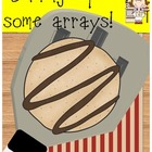 Baking up some Arrays! A math craftivity