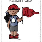 Balanced Literacy with a Baseball Theme!