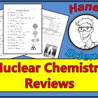 Balancing Nuclear Reactions Worksheet