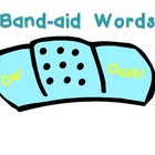 Band-aid Words - The sounds of /ou/