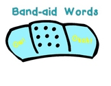 Band-aid Words - The sounds of /ou/ and /ow/