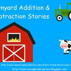 Barnyard Addition and Subtraction Stories for ActivBoard
