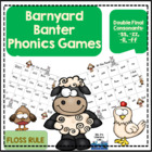 Barnyard Banter --Digraphs and Doubled Consonants (ss,zz,ll)