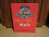 Barron's Painless Junior Math  Turning Math Into Fun