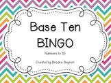 Base Ten BINGO!
