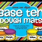 Base Ten Play-doh Fun! {Common Core Aligned}