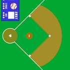 Baseball File Folder Game