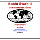 Basic Swahili Board Game