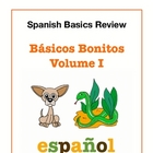 Basicos Bonitos: Spanish Basics for Beginners