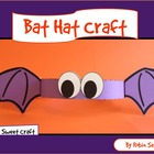 Bat: {A So Sweet Craft Bat Hat}