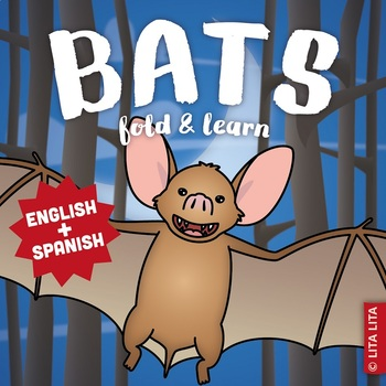 Bat Facts Fold and Learn