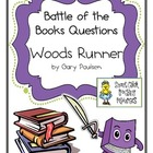 "Battle of the Books Questions: ""Woods Runner"", by Gary Paulsen"