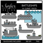 Battleships {Graphics for Commercial Use}