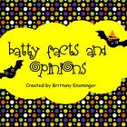 Batty Facts & Opinions Flipchart