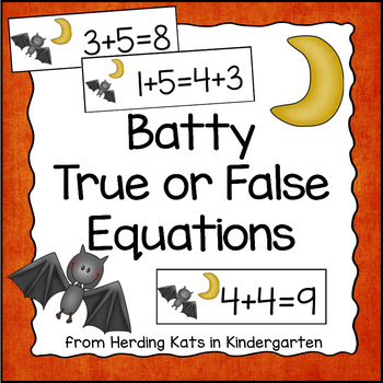 Batty True/False Equations