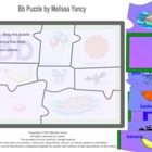Bb Puzzle by Melissa Yancy for mac