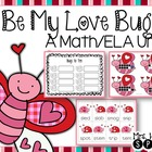 Be My Love Bug {A Valentines Day Unit}