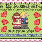Be My Sweetheart!  {Valentine Math & Literacy Common Core