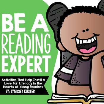 Be a Reading Expert! {Beginning of the Year Activities That Encourage Reading}