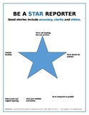 Be a Star Reporter WORKSHEET