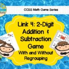 Addition and Subtraction Link 4 Bundle