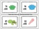 Beach Themed 2 Digit Addition & Subtraction Link 4 Game Bundle