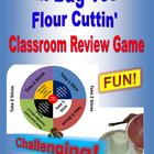 Bean Bag Throwin'...Flour Cuttin'....Classroom Review Game
