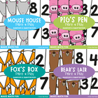 Bear Count - Math Center Game for Early Addition